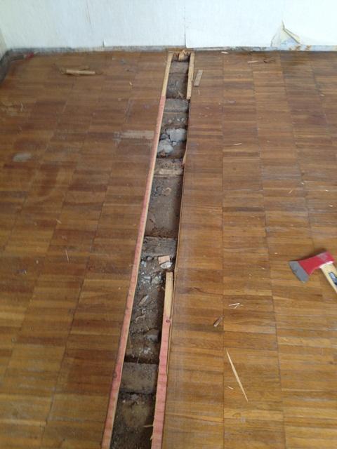 Как сделать пол в деревянном доме 64